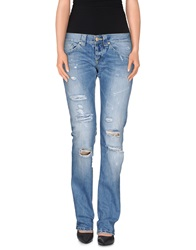 Dondup Denim Pants Blue