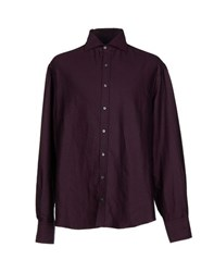 Michael Bastian Shirts Shirts Men Dark Blue