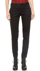 The West Is Dead Chino Dress Pants Black