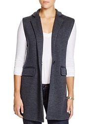 525 America Sleeveless Blazer