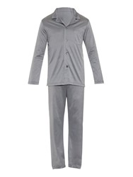 Derek Rose Cotton Jersey Pyjama Set