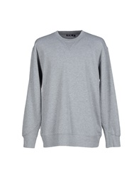 Blk Dnm Sweatshirts Grey