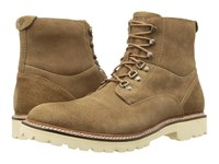 Sperry Gold Cup Lug Lace Boot Tan Suede Men's Lace Up Boots