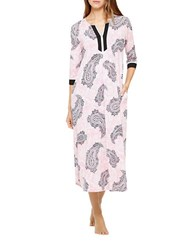 Ellen Tracy Romantic Spirit Printed Nightgown