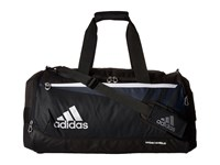 Adidas Team Issue Large Duffel Black Duffel Bags