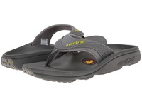 Montrail Molokai Ii Charcoal Chartreuse Men's Shoes Gray