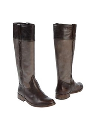 Materia Prima By Goffredo Fantini Boots Dark Brown