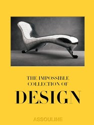 Assouline The Impossible Collection Of Design Book Yellow And Orange