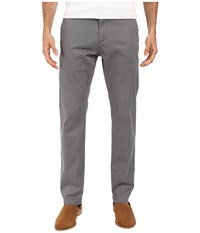 Dockers Washed Khaki Slim Tapered Burma Grey Men's Casual Pants Gold