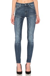 G Star Ultra High Super Skinny Jean Medium Aged
