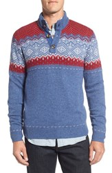 Vineyard Vines Men's Holiday Fair Isle Sweater