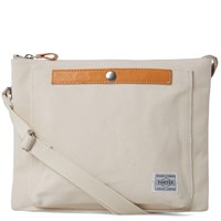Head Porter Natal Shoulder Bag Neutrals