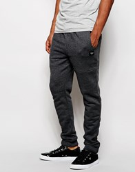 Creative Recreation Joggers In Marl Black