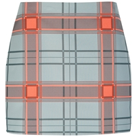 Ted Baker Check Skirt Mint