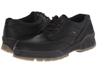 Ecco Track Ii Low Black Men's Lace Up Casual Shoes