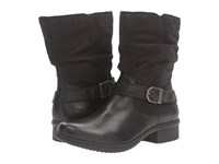 Bogs Carly Mid Black Women's Waterproof Boots