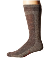 Smartwool Traverser Taupe Men's Crew Cut Socks Shoes