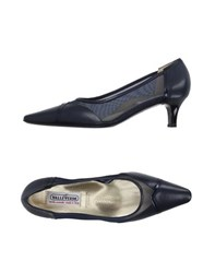 Valleverde Footwear Courts Women Dark Blue