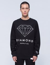 Diamond Supply Co. Brilliant Crewneck Sweatshirt