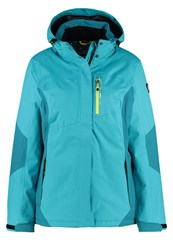 Killtec Rachida Hardshell Jacket Aqua Blue