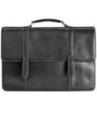 Cole Haan Men's Preston Briefcase Black