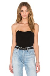 Alexander Wang Strappy Cami Black