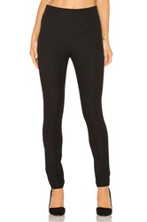 Rebecca Taylor Audrey Twill Pant Black