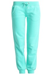 Venice Beach Andi Tracksuit Bottoms Turquoise