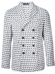 The Gigi 'Ziggy' Blazer White
