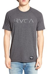 Rvca Men's Runner Graphic T Shirt