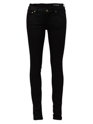 Saint Laurent Classic Skinny Jeans Black