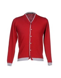 Private Lives Cardigans Red