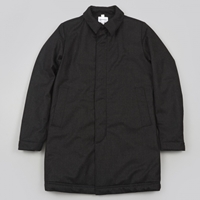 Norse Projects Thor Storm Wool Charcoal Melange