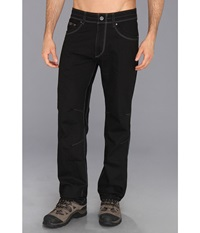 Kuhl Riot Raw Denim Raven Silver Men's Clothing Black