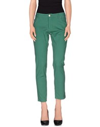 Fly Girl Trousers Casual Trousers Women Emerald Green
