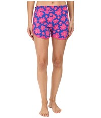 Vera Bradley Pajama Shorts Art Poppies Women's Pajama Pink