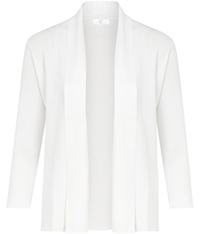 Cc Edge To Edge Cardigan White