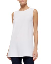 Michael Kors Long Tank White