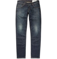 Rag And Bone Knightsbridge Slim Fit 2 Denim Jeans Blue