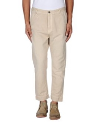 Roy Rogers Roy Roger's Choice Casual Pants Beige