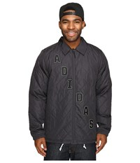 Adidas Uncoaches Jacket Utility Black Men's Coat
