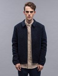 Norse Projects Elliot Melange Wool Fleece Jacket