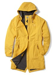 Craghoppers Sofia Gore Tex Paclite Yellow