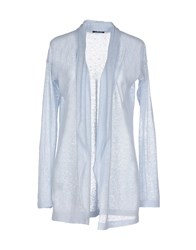 Anne Claire Anneclaire Knitwear Cardigans Women Sky Blue