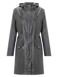 Four Seasons Performance Three Quarter Length Coat Graphite