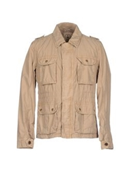 At.P. Co At.P.Co Jackets Camel