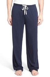Daniel Buchler Men's Pima Cotton And Modal Lounge Pants Midnight