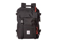 Topo Designs Rover Pack Black Backpack Bags