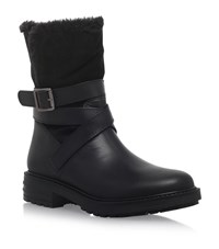 Kg By Kurt Geiger Soldier Boots Female Black