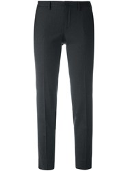 Pt01 Classic Tailored Trousers Pink Purple